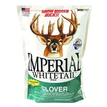Picture of Whitetail Institute Imperial Clover 18# 2.25 Acres