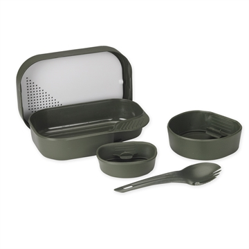 Picture of Wildo Camp-A-Box Complete Olive