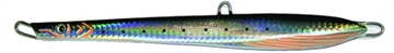 "Picture of Williamson Abyss Speed Jig, 5"", 2 Oz, 7/0 Assist Hook, Black, Sinking"