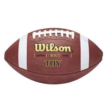 Picture of Wilson Ayf Tdy Traditional Youth Game Football