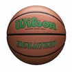 Picture of Wilson Evolution Official Size Game Basketball-Green