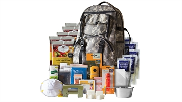 Picture of Wise 5 Day Survival Backpack Camo