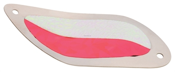 """Picture of Wordens Fast Limit Kokanee Dodger, 5"""", SZ 000, Glo & Ice Pink"""