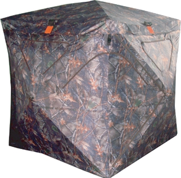 Picture of World Famous Sports Ground Blind 58X58x65 Burly Camo