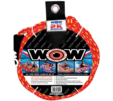 Picture of Wow Sports (World OF Waterspts 2K 60' Tow Rope