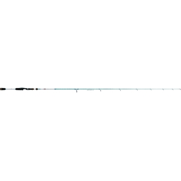 "Picture of Wright & Mcgill Blair Wiggins Inshore Spin Rod, 7'2"", 1 Pc, Mod. F, 1/4-1/2 OZ Lures, 6 LB - 12 LB Line"