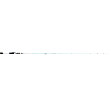 "Picture of Wright & Mcgill Blair Wiggins Inshore Spin Rod, 7'6"", 1 Pc, Mod. F, 1/4-1 OZ Lures, 8 LB - 20 LB Line"