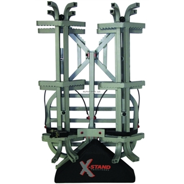 Picture of X-Stand Treestands Back Country Comb The X-Pedition & Our Mantis Climbing Sticks Bundled Together 20Lbs