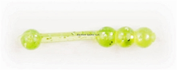 "Picture of X Zone Lures 1"" Baller, 308, Chartreuse Shine"