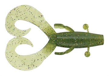 """Picture of Yamamoto Cowboy Creature Bait, 4"""", 7Pk, Baby Bass"""