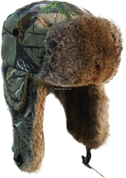 Picture of Yukon Alaskan Hat Realtree Xtra Camo W/Brown Fur L/Xl