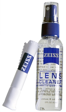 Picture of Zeiss 2105350 Lens Cleaning Kit Portable 2Oz Spray/Microfiber Cloth/10 Wipes