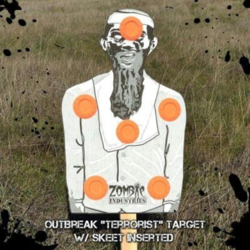 Picture of Zombie Industries Outbreak Asst Zombie 45Pk
