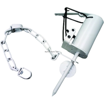 Picture of Ztraps Crossfire Racoon Trap White Bulk