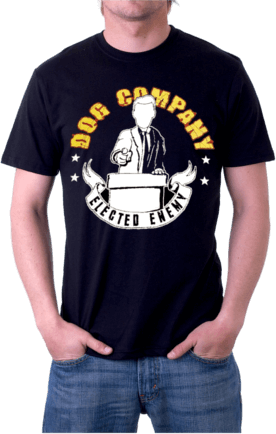 Elected Enemy T-shirt