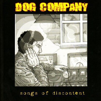 Songs of Discontent - cd