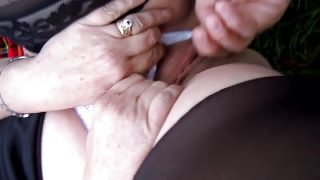 dogger fingers my wife