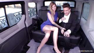 FUCKED IN TRAFFIC – Hot car sex with horny Czech babe