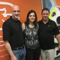 Paul Sandry, Franchisee with Jeff and Pam Miller