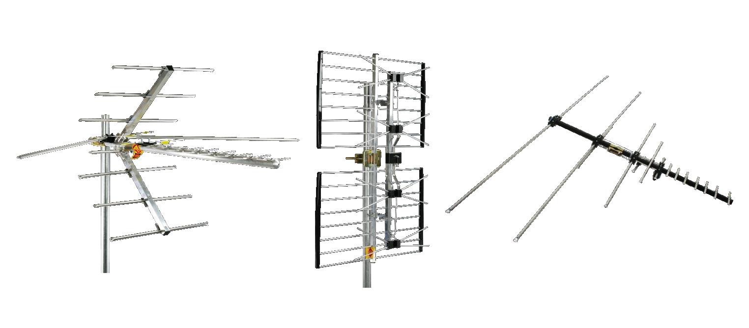 Outdoor Antennas