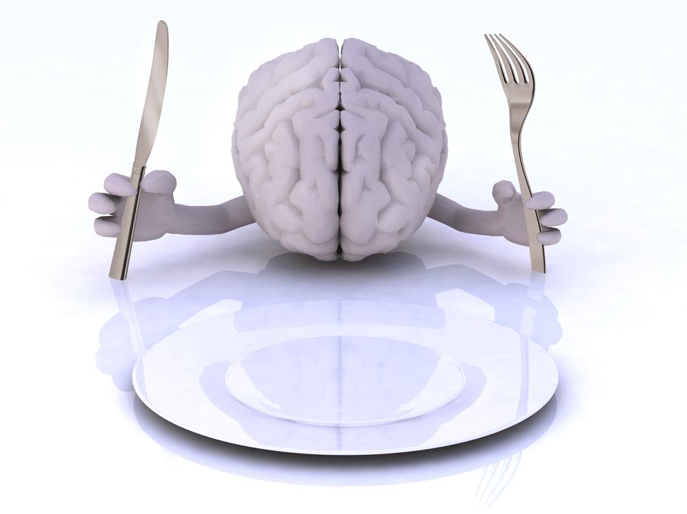 brain eats