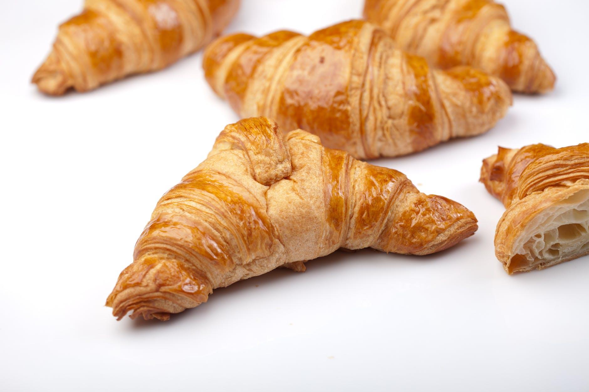 gluten bread croissant white hazard flour
