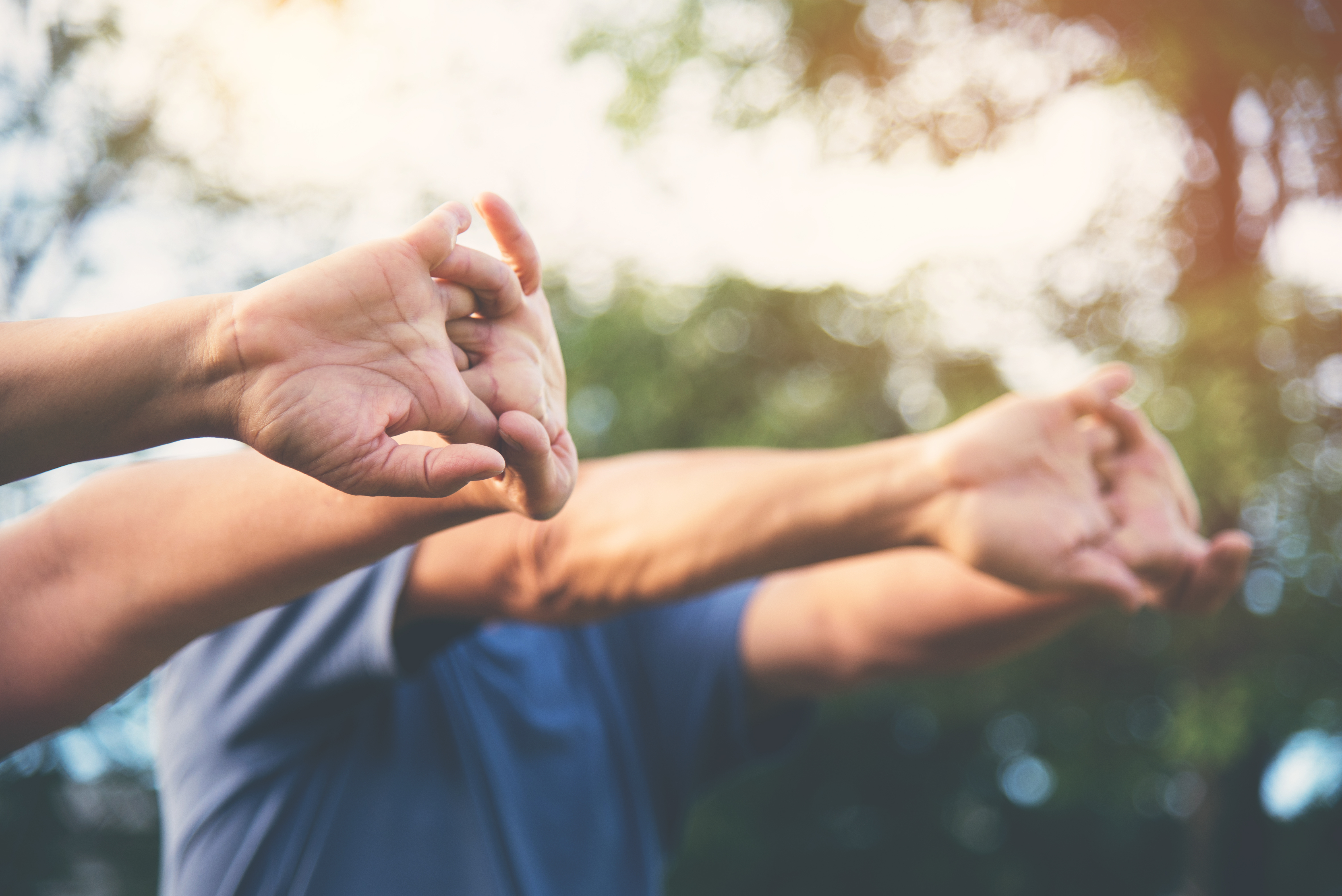 stretch elder exercise strength
