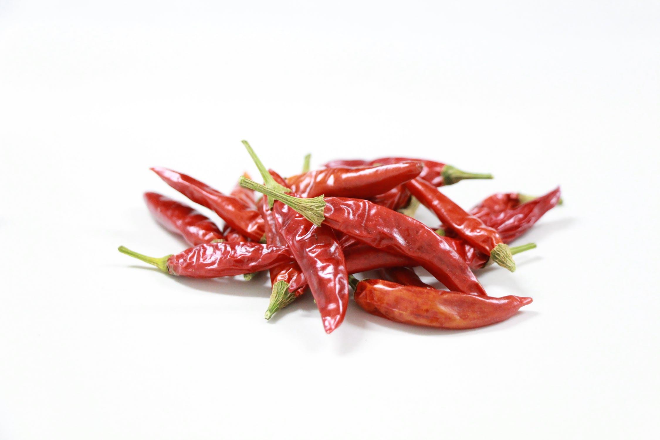 red pepper chili pepper metabolism