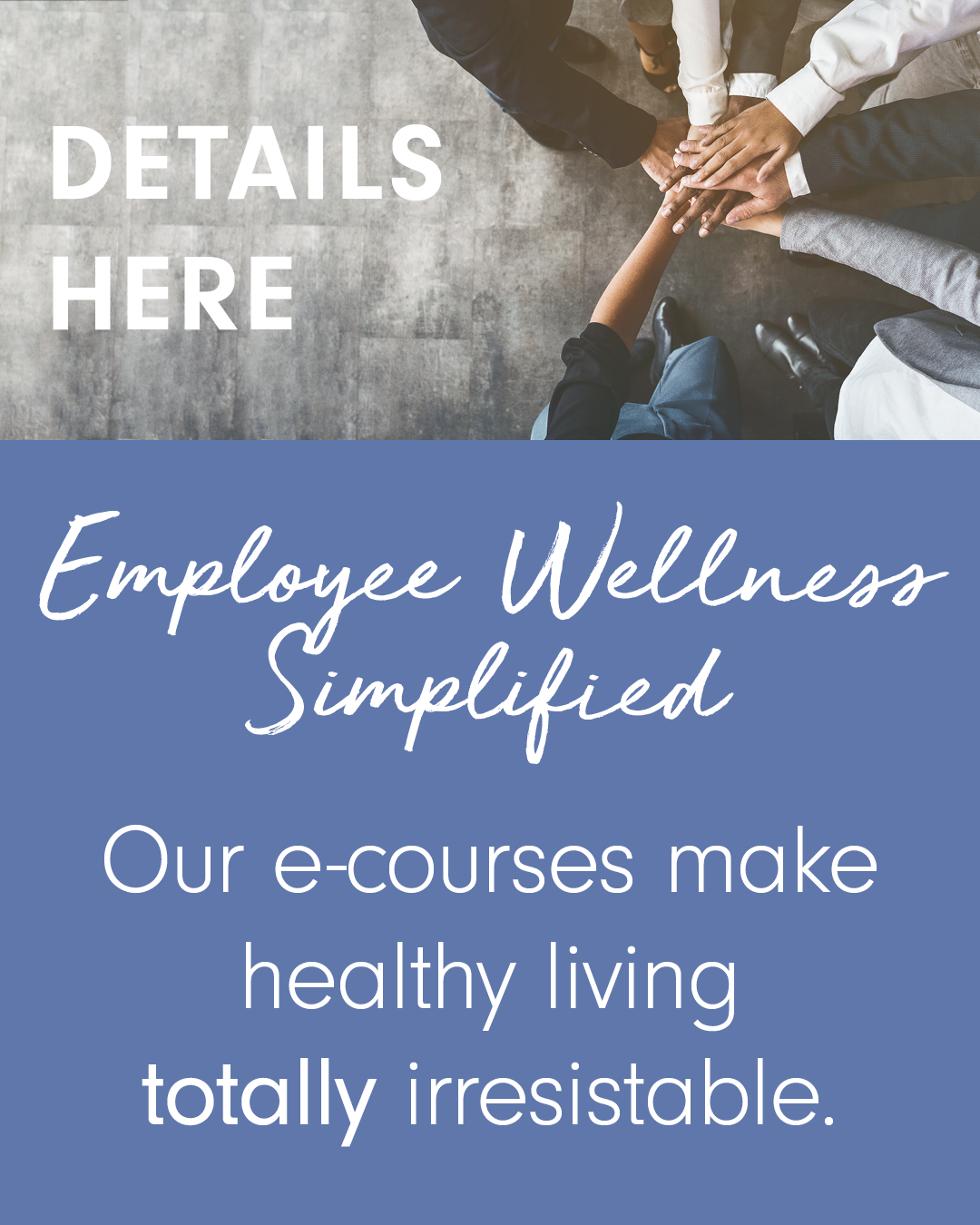 Employee Wellness Totally Irres 5
