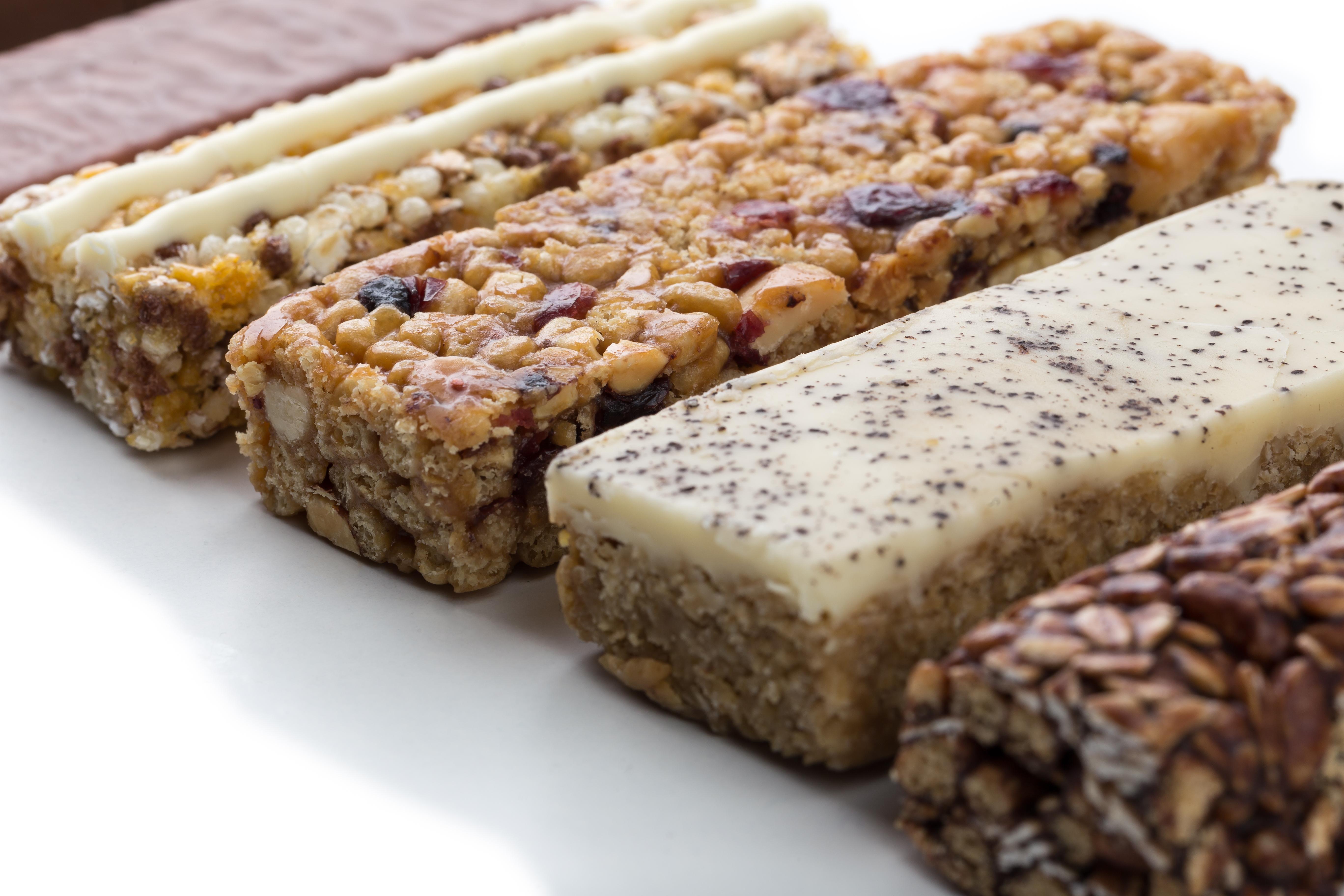 energy bars granola bars protein