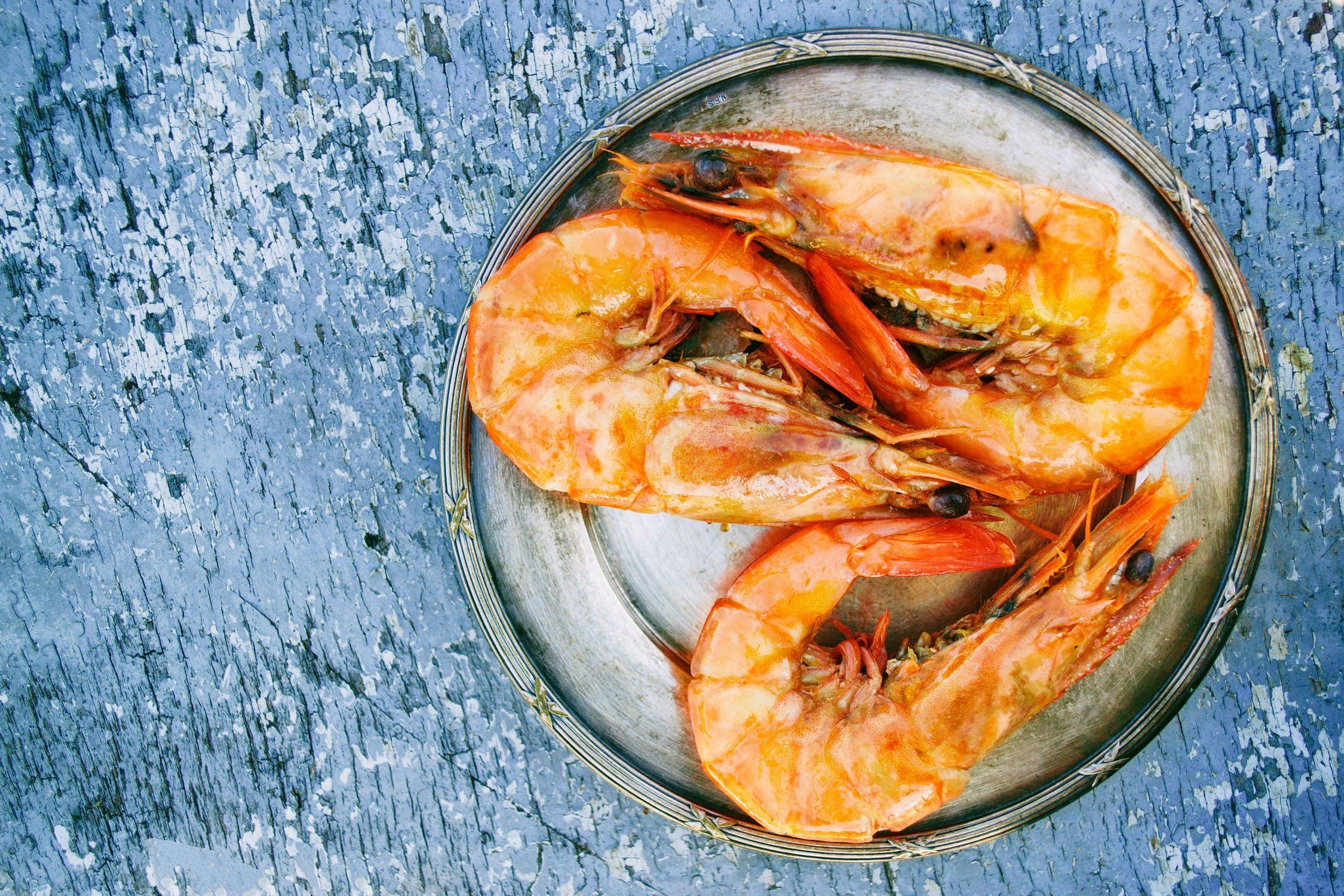 shrimp seafood