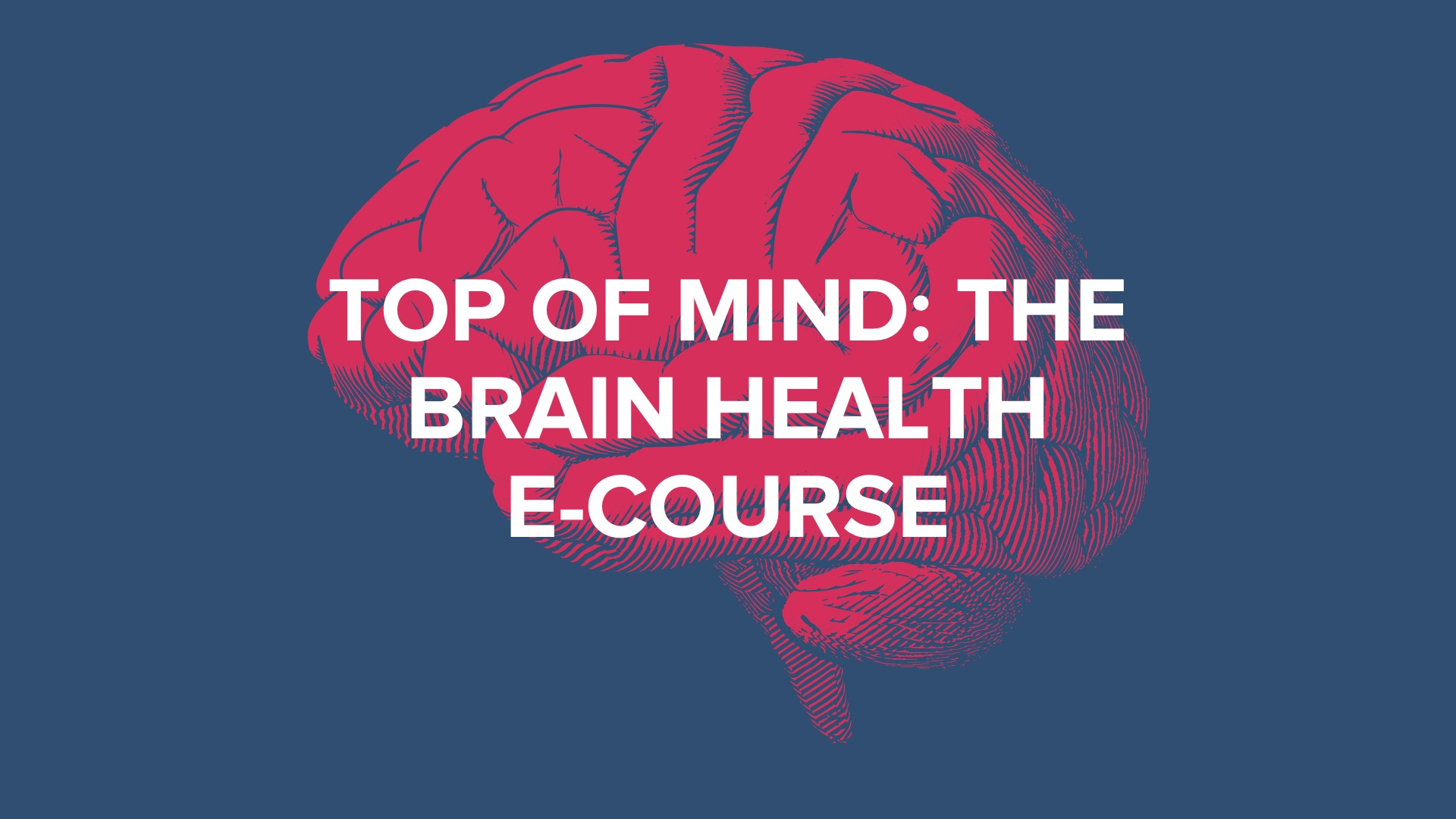 brain health title promo