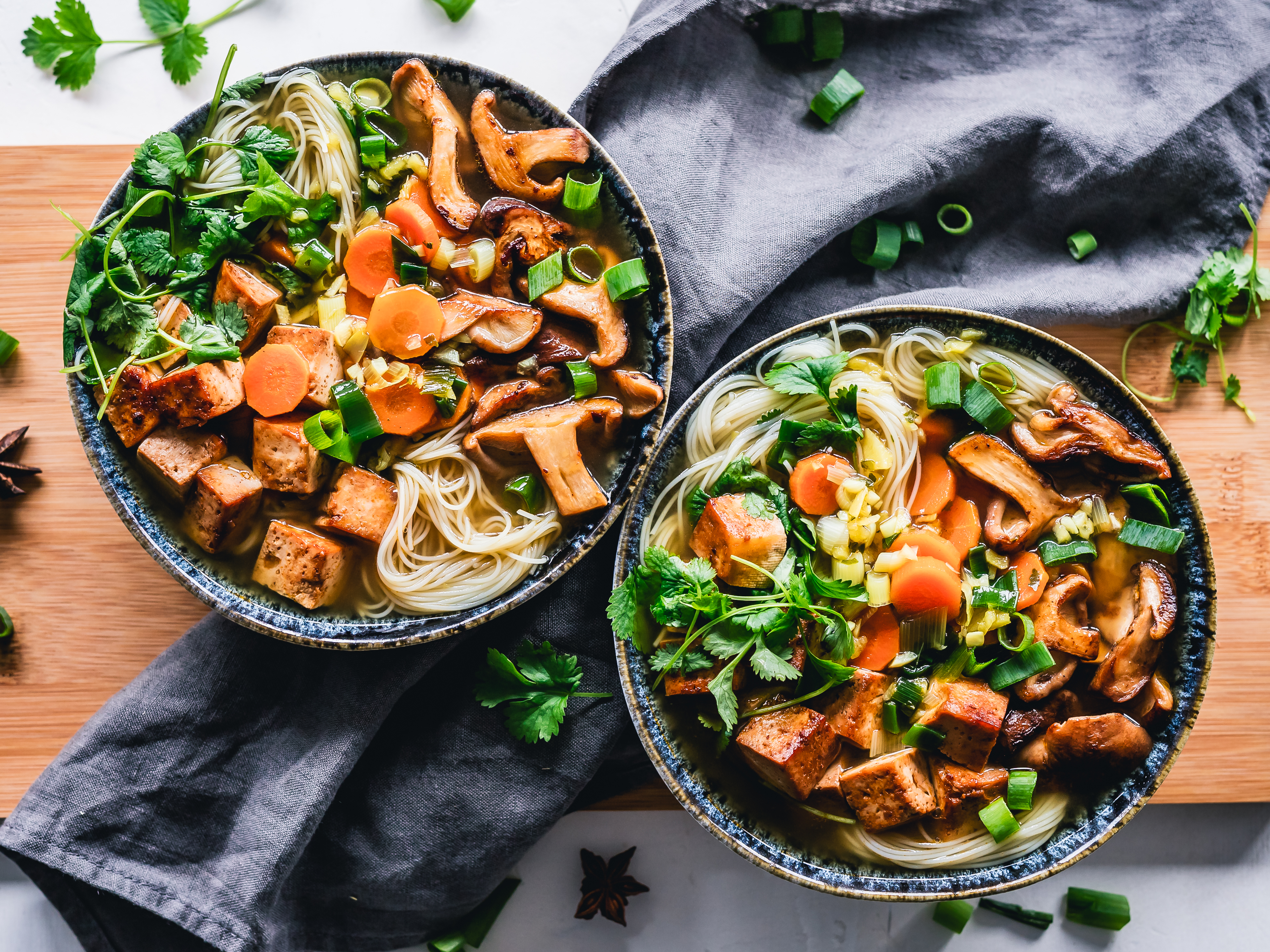 vegetable-salad-mushrooms