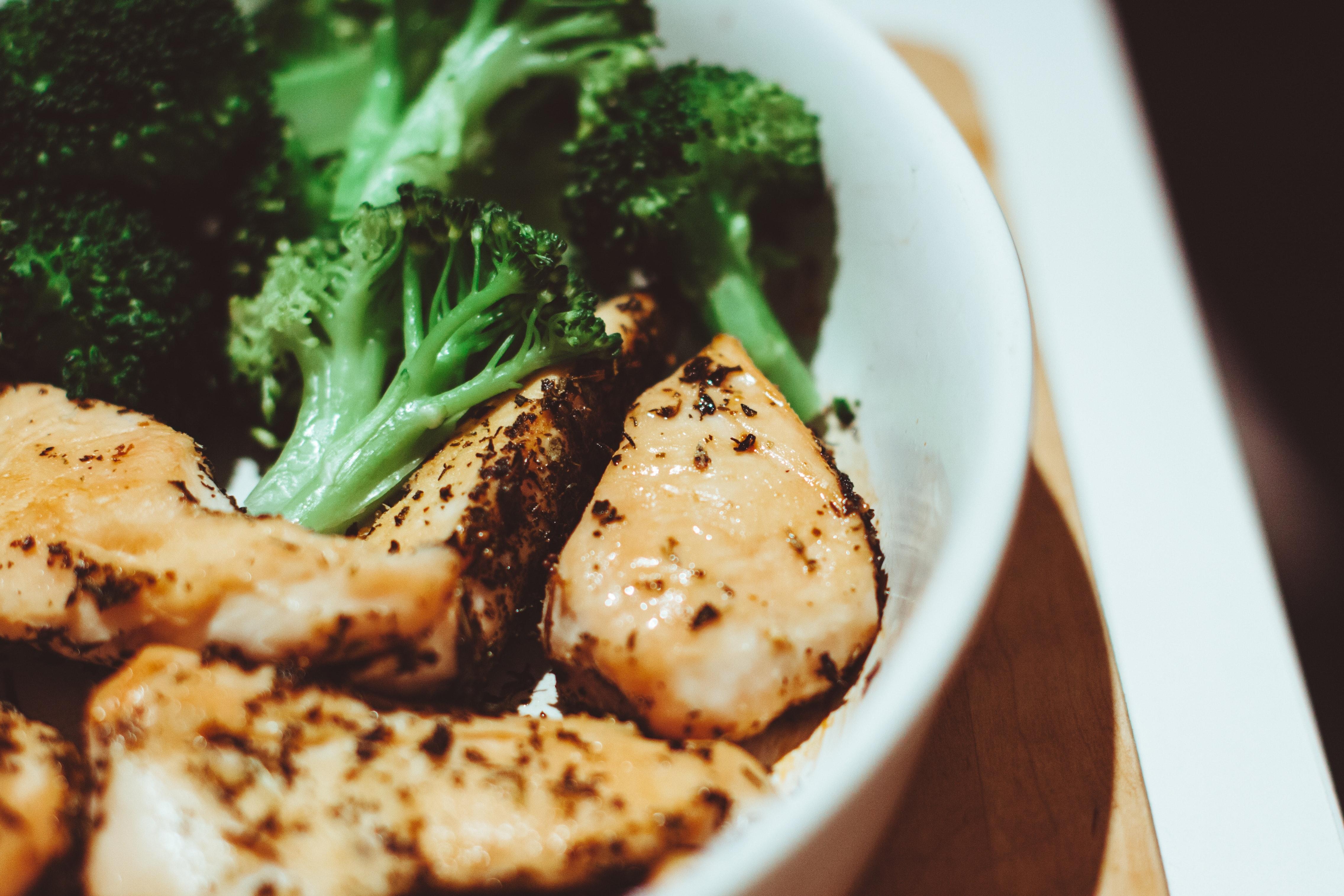 broccoli chicken sides dinner