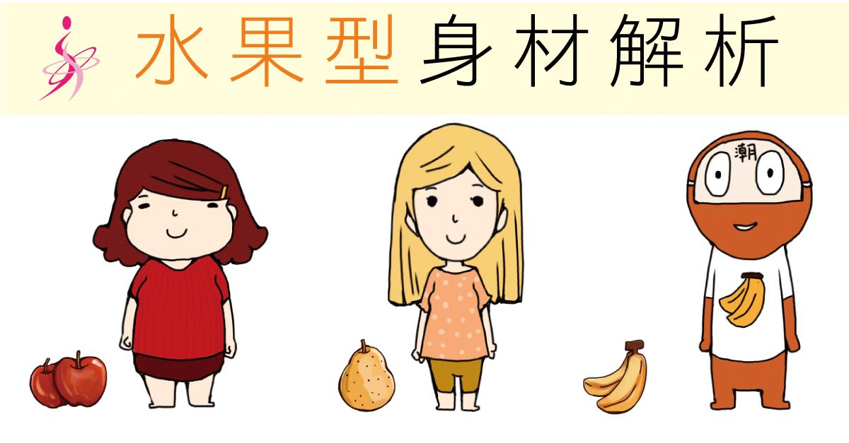 水果型身材解析
