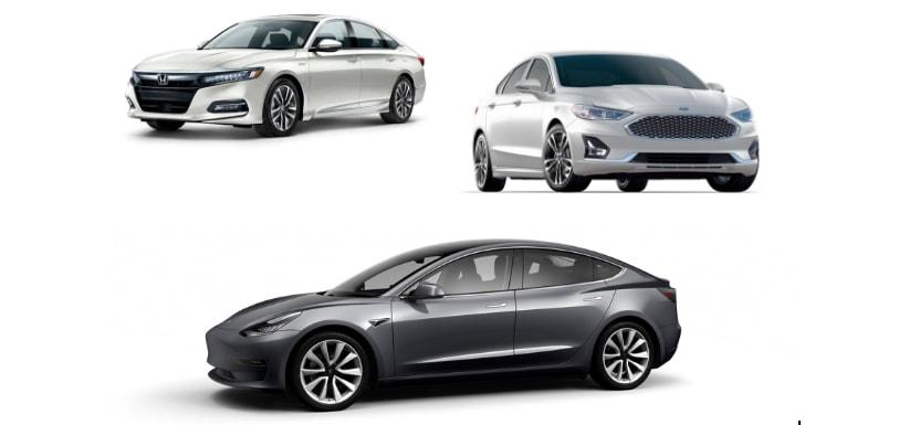 Gas, Hybrid, Electric? - driver-start.com