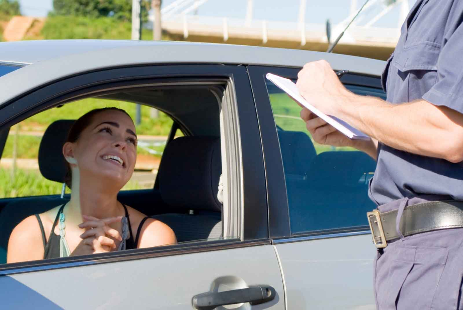 Step-by-Step Guide on Receive a Traffic Ticket - driver-start.com