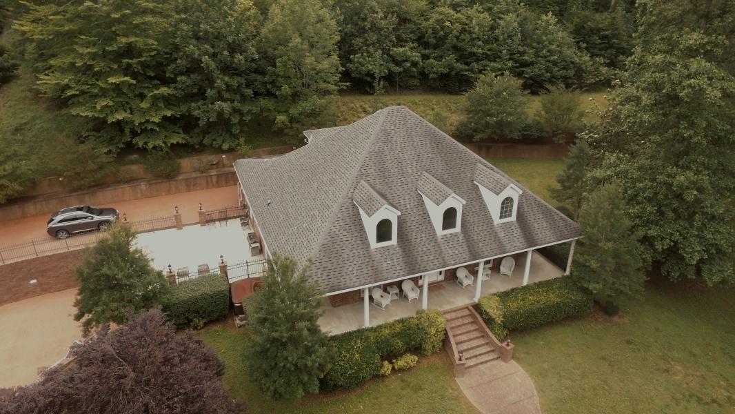 Drone Photo Murfreesboro TN