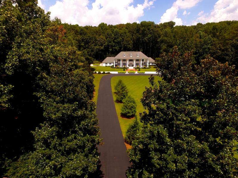 Drone Photo Lilburn GA