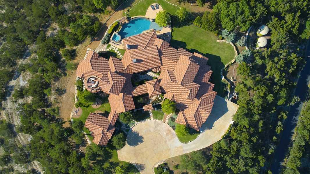 Drone Photo Austin TX