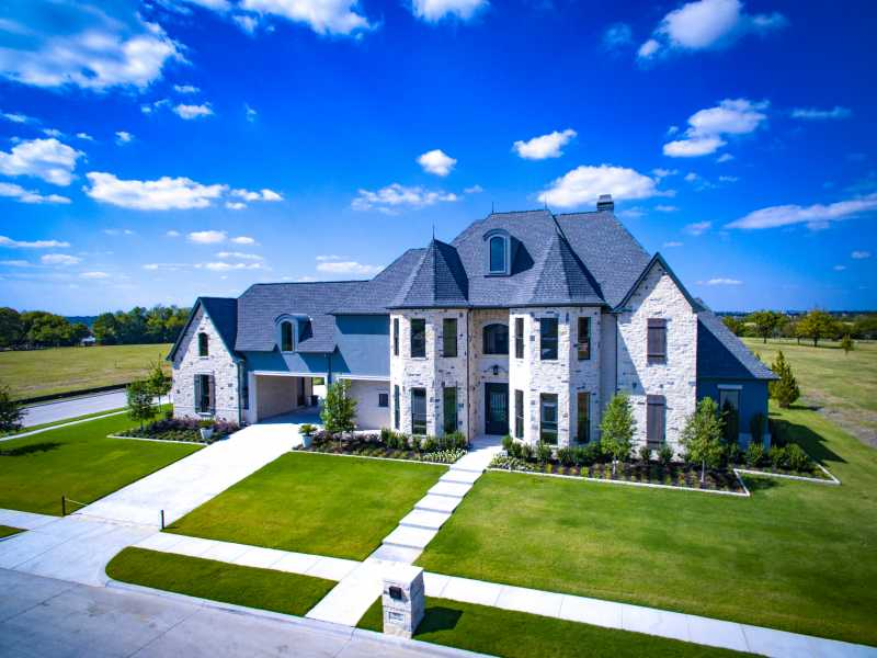 Drone Photo Heath TX
