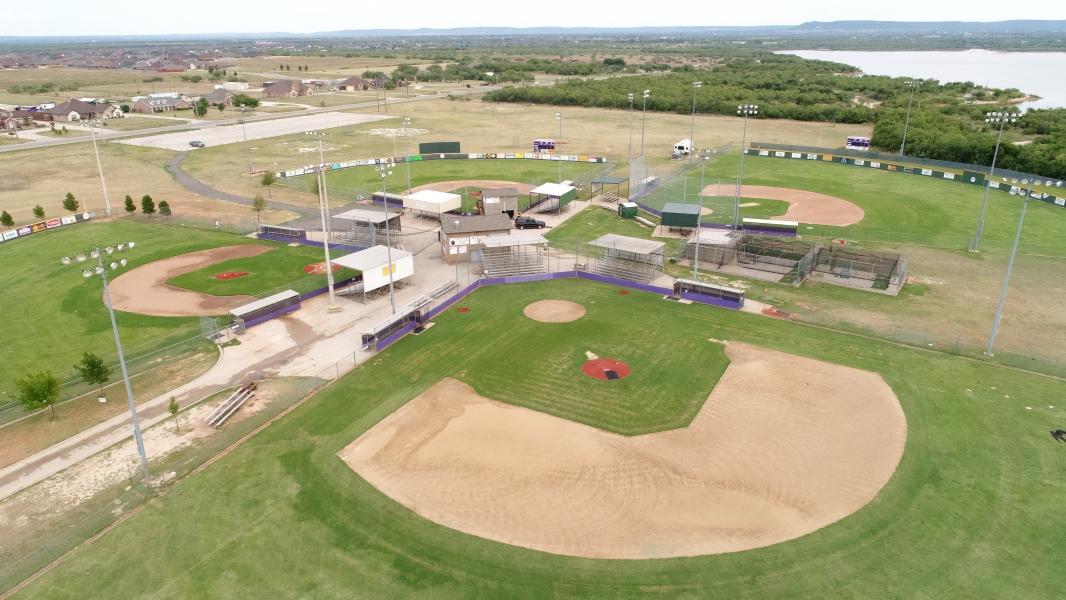 Drone Photo Abilene TX