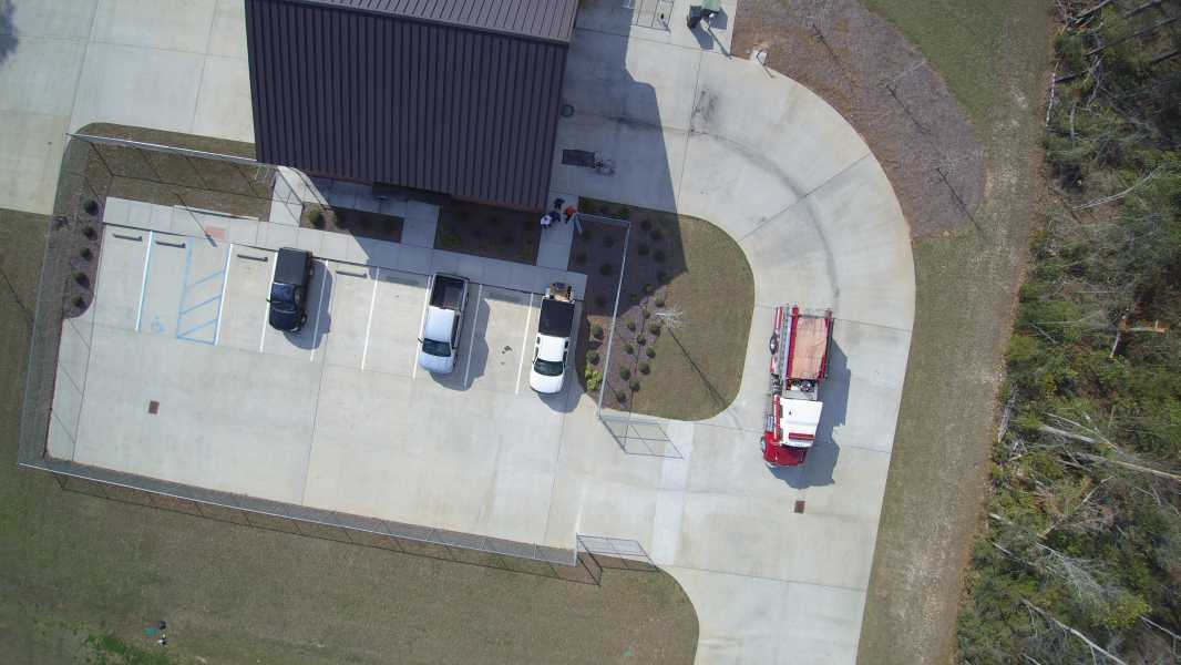 Drone Photo Albany GA