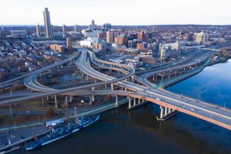 Drone Photo Albany NY