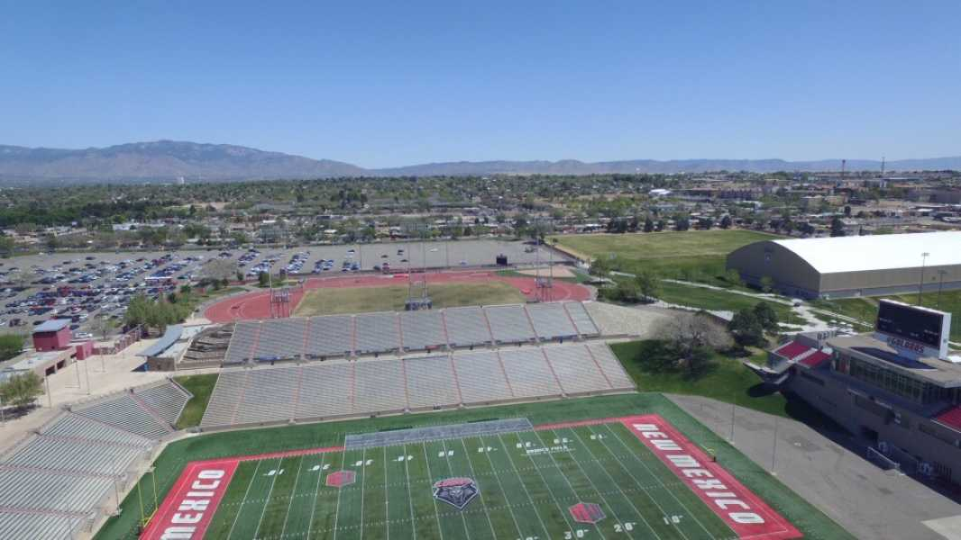 Drone Photo Albuquerque NM