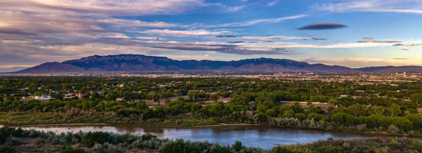 Drone Photo Albuquerque NM