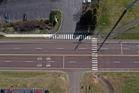 Drone Photo Allentown PA
