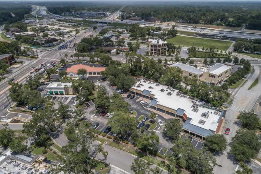 Drone Photo Altamonte Springs FL