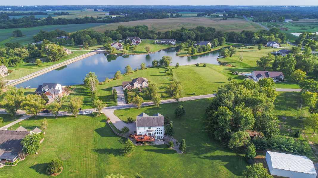 Drone Photo Alton IL