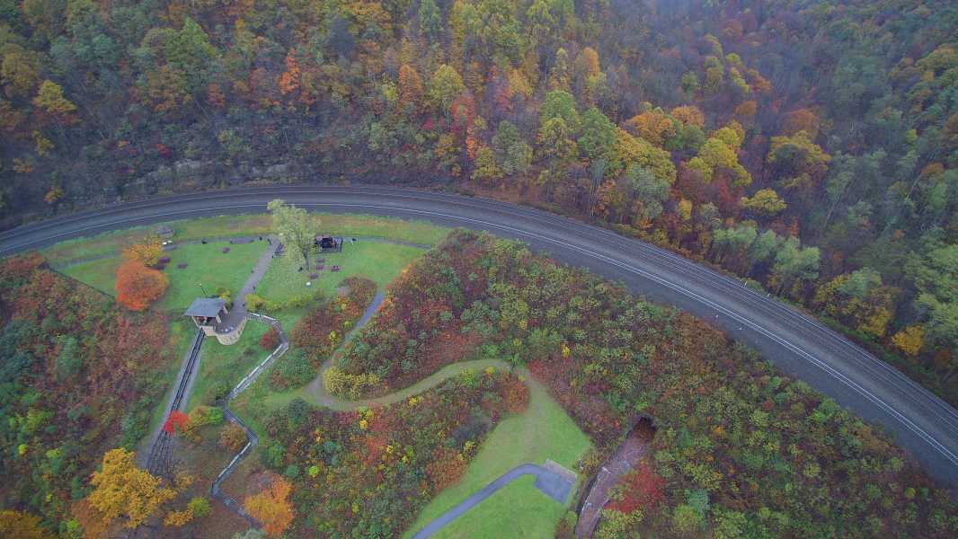 Drone Photo Altoona PA